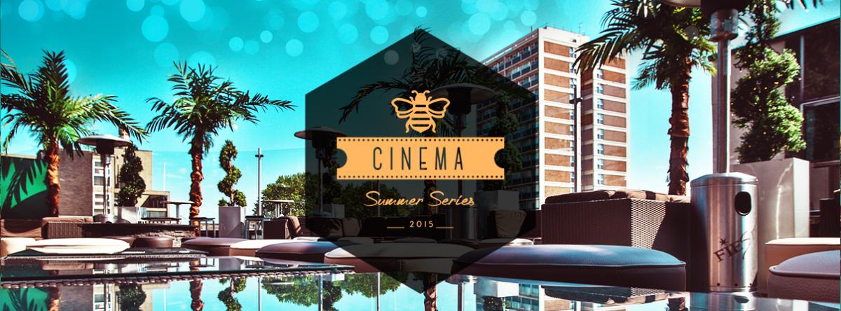 Golden Bee Summer Rooftop Cinema Golden Bee London