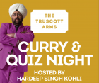 Curry and a Quiz with Hardeep Singh Kholi