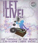 Let Live! Open Mic Night
