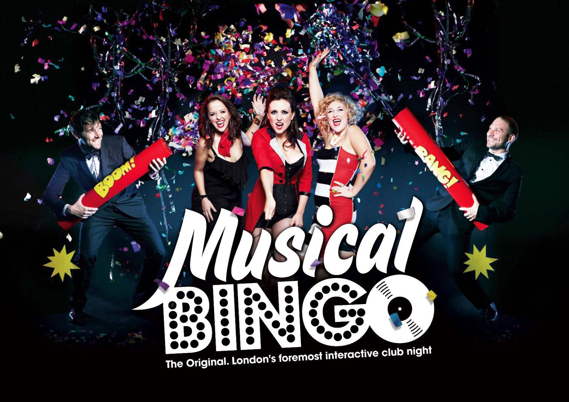 Musical Bingo's 8th Birthday Party