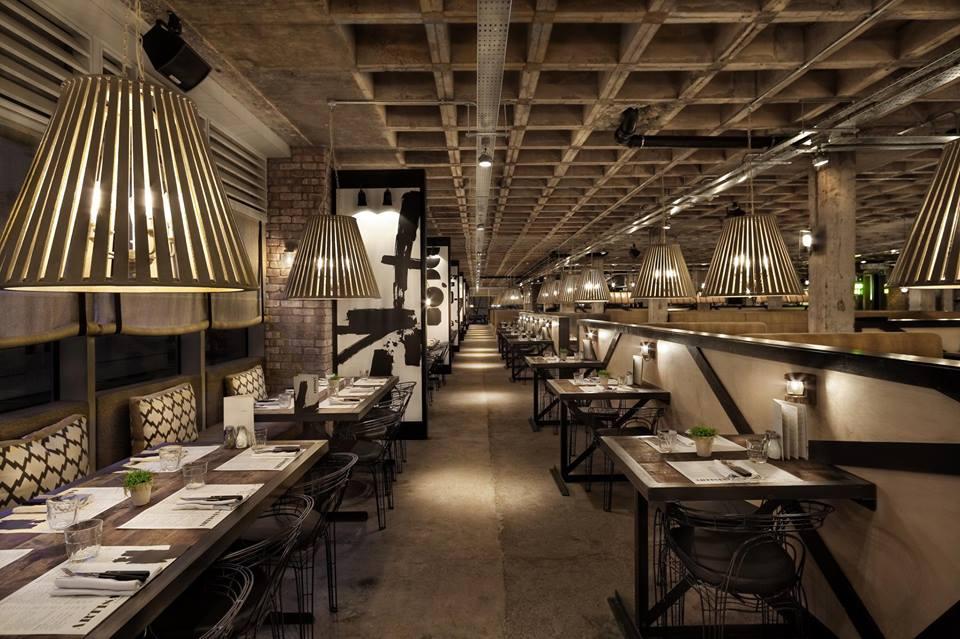 Artisan spinningfields manchester restaurant bar reviews