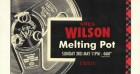 Melting Pot with Greg Wilson - Bank Holiday Sunday Special