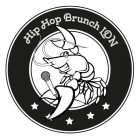 Hip Hop Brunch's April 17th event