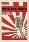 Open Mic Night at Stokey Stop