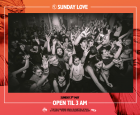 SUNDAY LOVE: Auntie Flo, Deep Shit + More 9pm- 3am