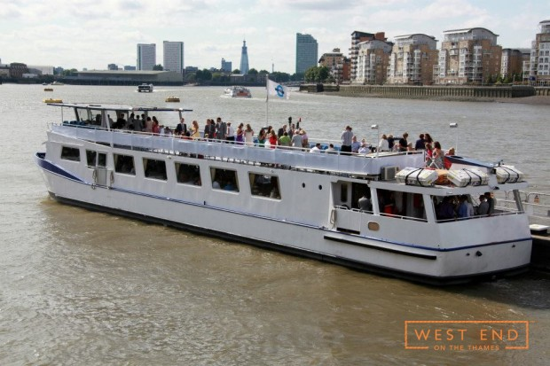 West End on the Thames photo