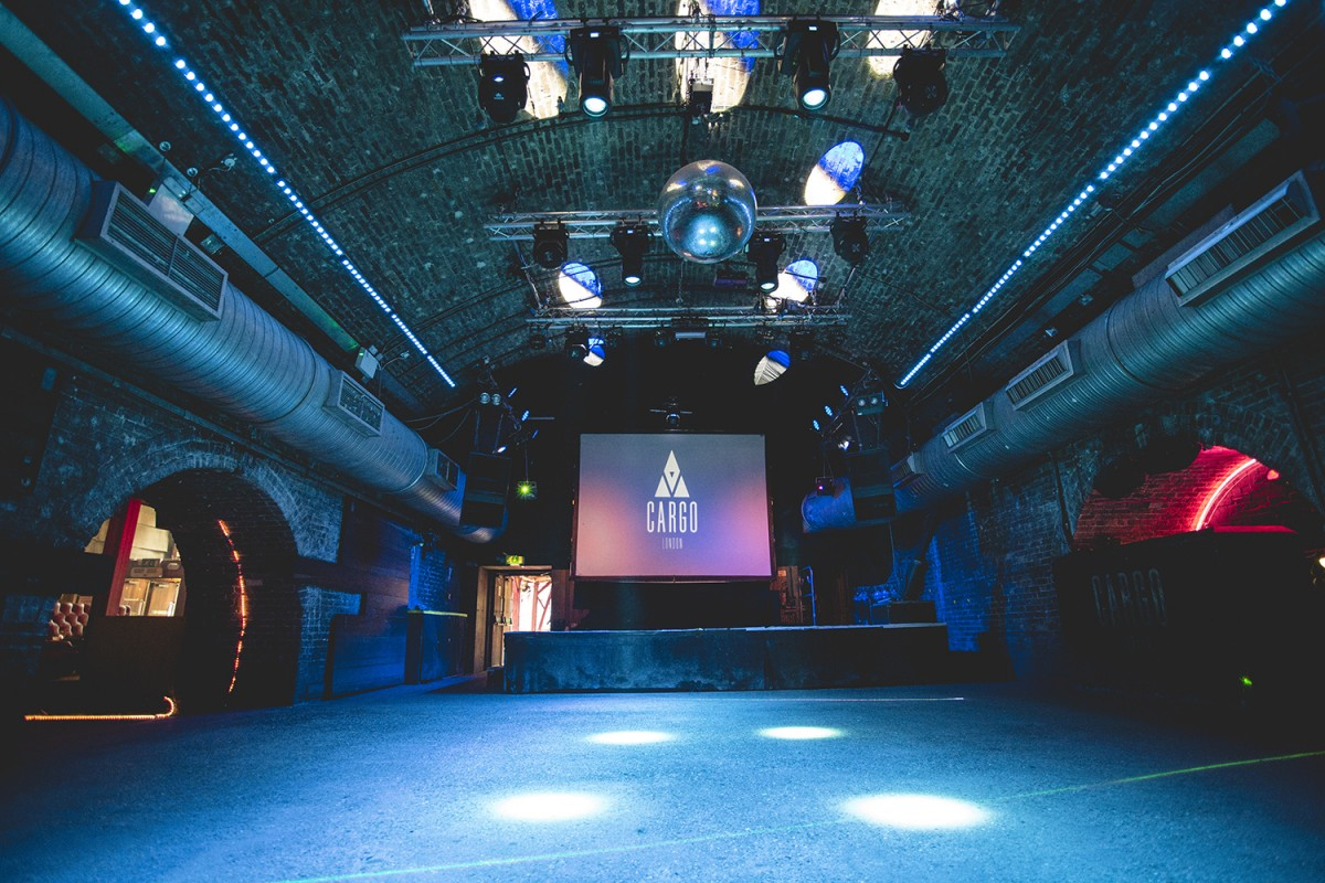 Cargo Shoreditch Book Online Guest List London Club
