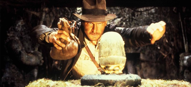 Raiders of the Lost Ark Coram's Fields Pop Up Screens
