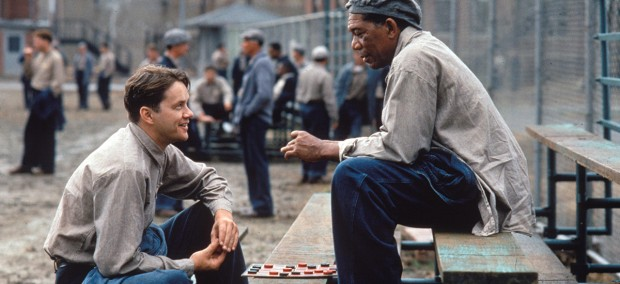 The Shawshank Redemption Ravenscourt Park Pop Up Screens