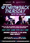 Free Live Acoustic Music with Tim Barton! #Throwback Thursday