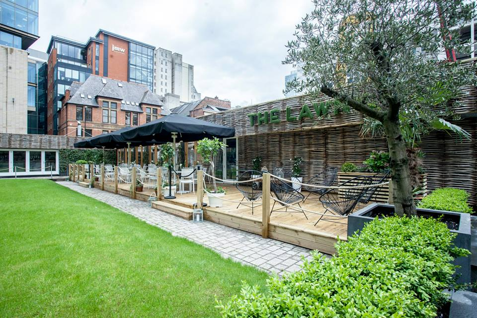 The Lawn Club Spinningfields | Manchester Bar Reviews ...