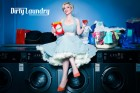 Dirty Laundry Pop Up  - London's most enigmatic launderette.