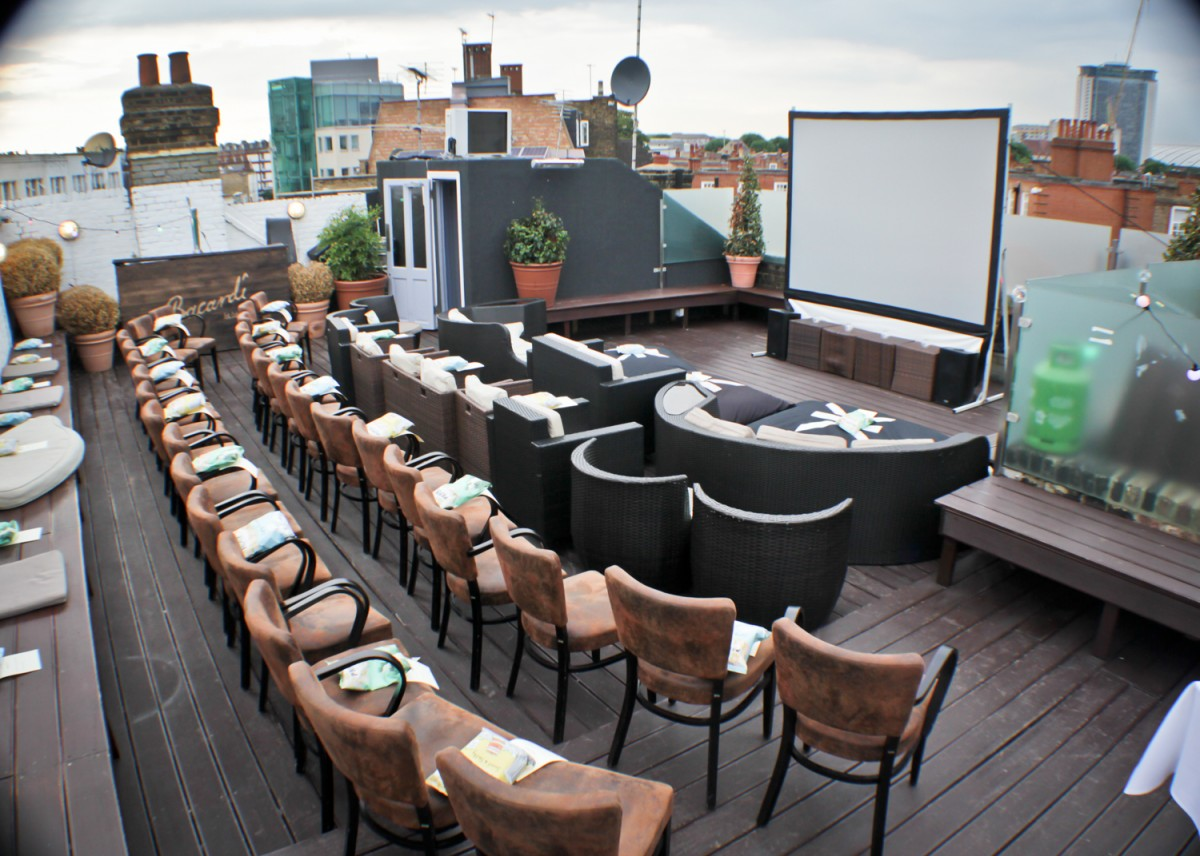 39 on the roof 39 broadway house fulham broadway london for Whats a terrace house