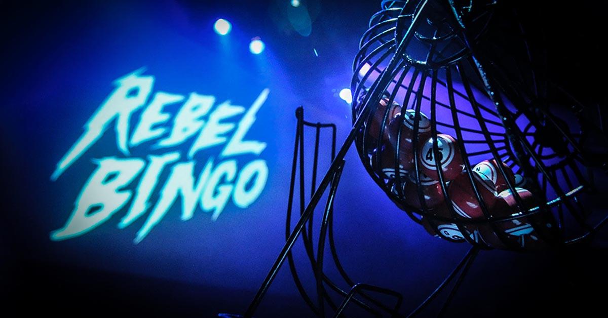 Rebel Bingo @ The Bingo Hall Takeover Camden | London Comedy
