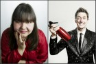 John Robins and Sofie Hagen - Edinburgh previews