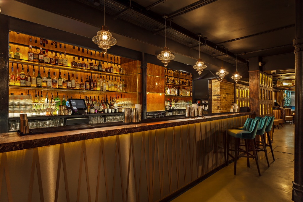 Dirty Martini Hanover Square London Cocktail Bar Reviews
