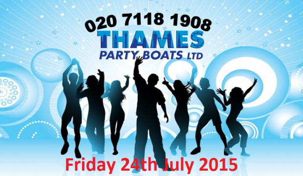 Friday Night Boat Party Cruise