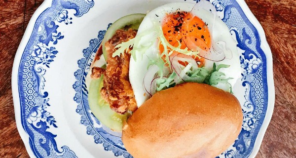 Egg Break Notting Hill hatches egg-cellent eatery idea