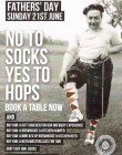 'No To Socks, Yes To Hops' Father's Day