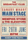 The Breakfast Club Canary Wharf presents MEMPHIS STONE & THE ELEVATORS