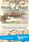 Music of Peace · The Salter Consort with Emily Atkinson - Rotherhithe Music: