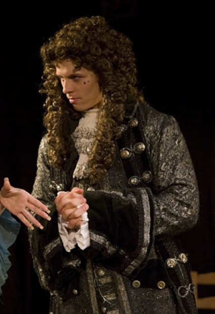 A Debt to Pleasure –  An evening with notorious 17th Century playboy, the 2nd Earl of Rochester