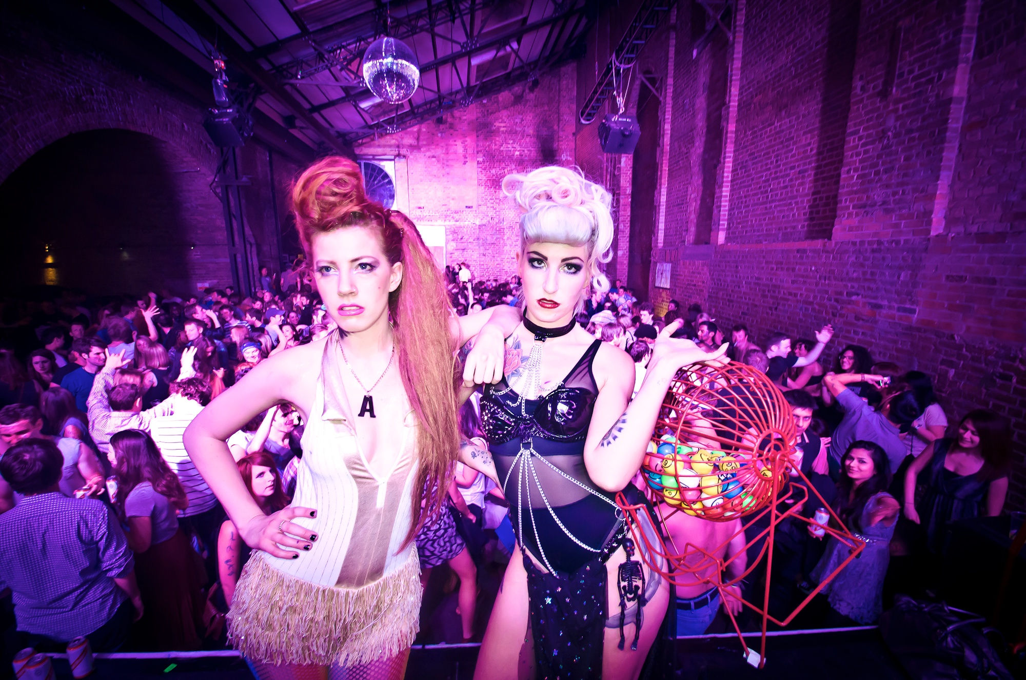 Rebel Bingo @ The Clapham Grand