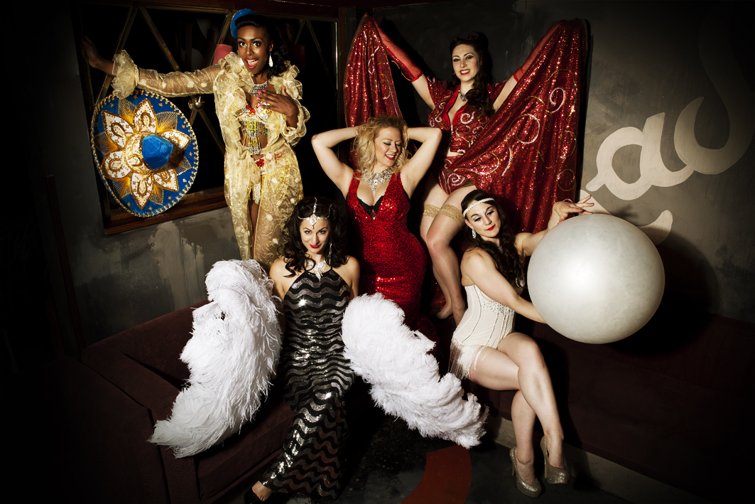 House of Burlesque...SPEAKEASY