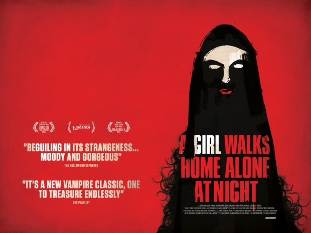 A Girl Walks Home Alone At Night - Parent & Baby Screening