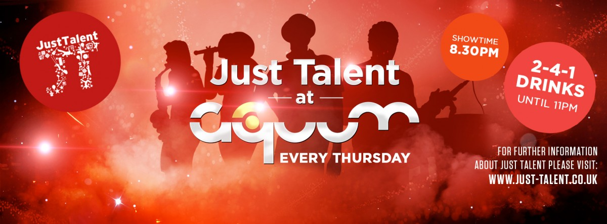 JUST TALENT LIVE MUSIC
