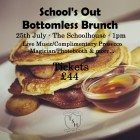 Schools Out Bottomless Brunch III