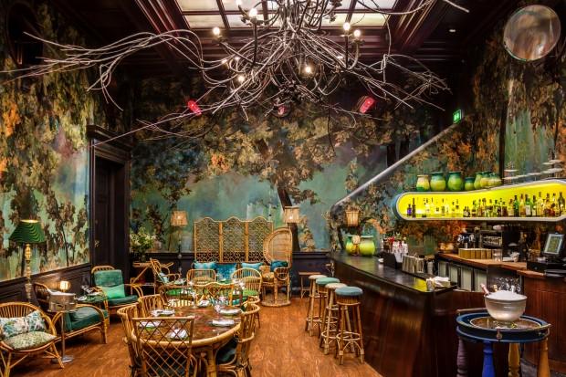 Sketch Mayfair | London Restaurant Bar Reviews | DesignMyNight