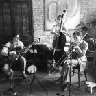 Live Music Thursdays - New Orleans swing from Jazz Delorean and friends