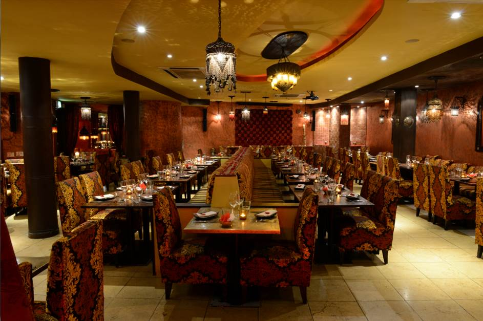 Levant Bar Marylebone London Restaurant Bar Reviews