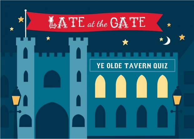Late at the Gate Ye Olde Tavern Quiz: Medieval Special