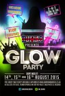 Glow Party Weekend!