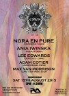 CSWS Meets Vertical Series for a Summer Session Day Rave like no other Ft: Nora En Pure (Enormous Tunes / UK Debut)