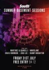 South Summer Basement Sessions