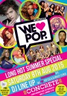 WeLovePop Club's LONG HOT SUMMER SPECIAL