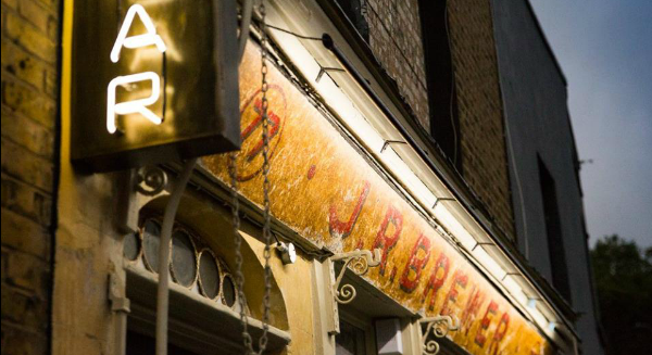 Brewer's Bar History-soaked Brewer's Bar opens in iconic 77 Shacklewell spot