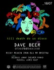 Till Death Do Us Disco Ft Dave Beer and a very special disco guest TBA