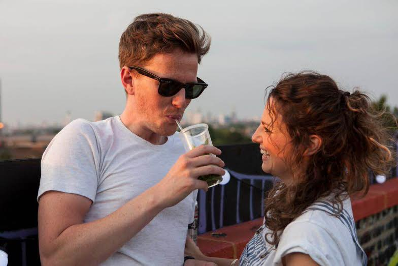 Rooftop Gin Tasting