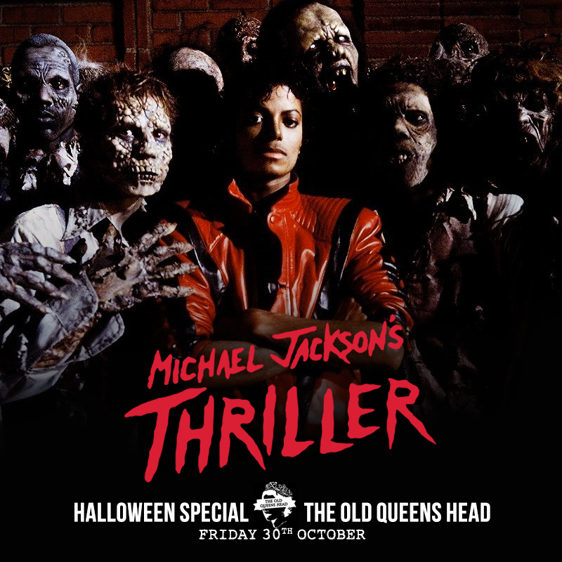 Michael Jackson's Thriller: Halloween Night