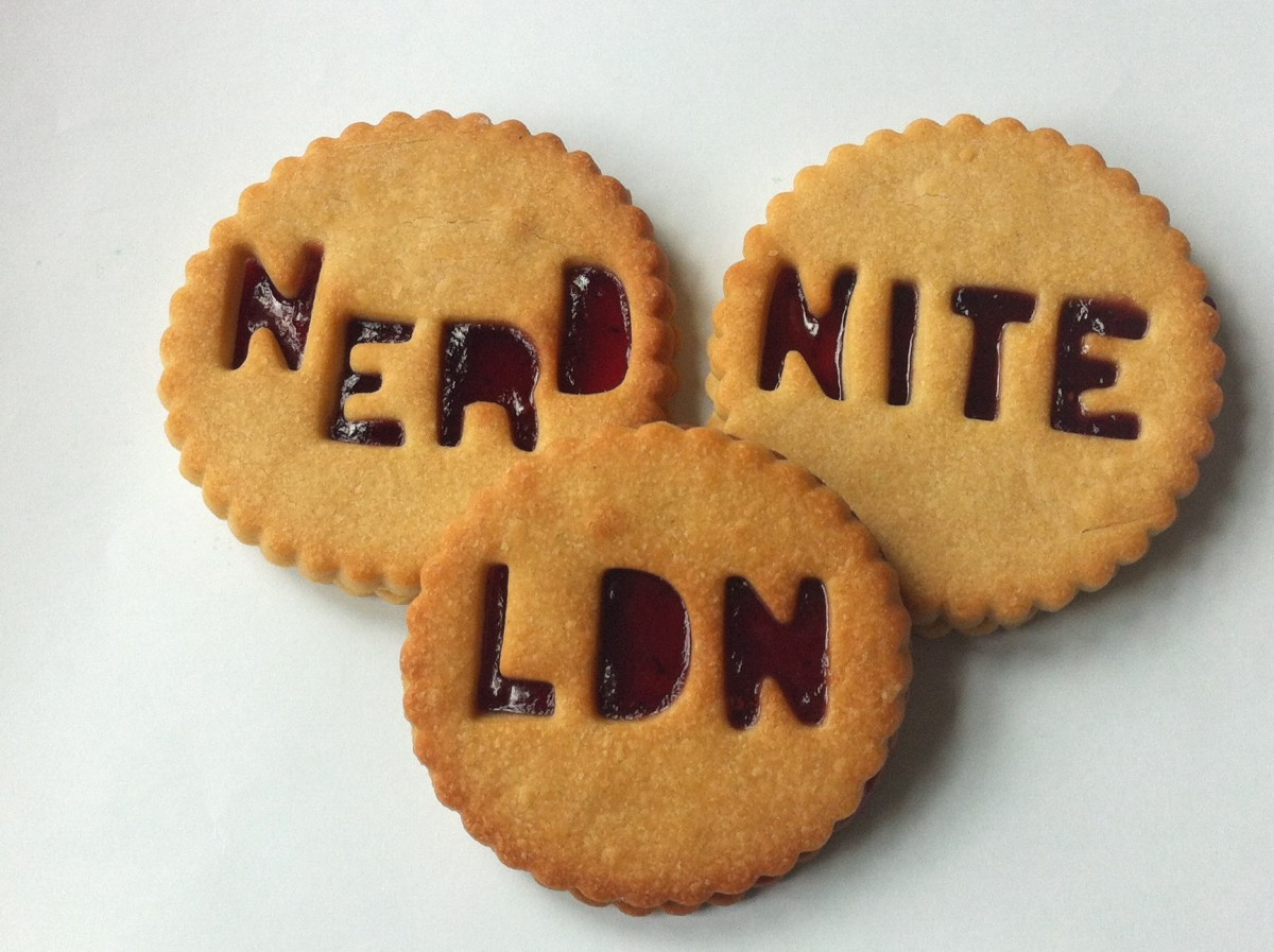 Nerd Nite London- October 2017