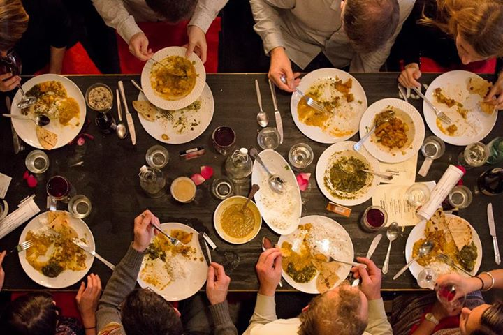 The Spice Club Indian Feast Supperclub Pop-Up @ 6/8 Kafe