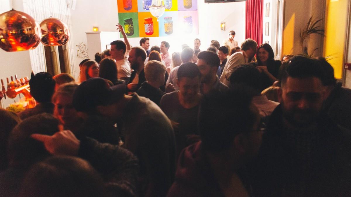 The Jam Tree Chelsea   London Bar Reviews   DesignMyNight