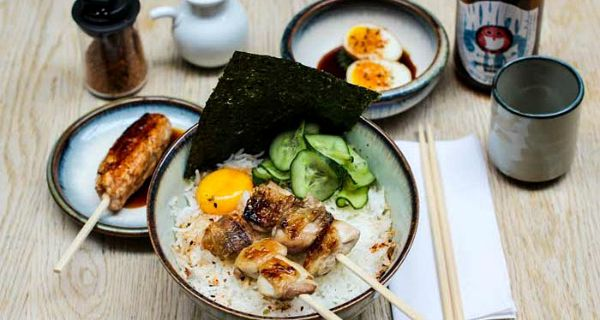 Jidori Tokyo street food fort to drift into Dalston come Autumn