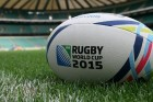 Rugby World Cup Pool A - England V. Fiji