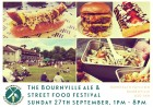 The Bournville Ale & Street Food Festival