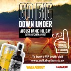 Go Big Down Under in association with Luxardo